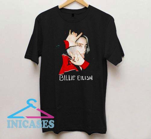 Billie Eilish Concert Photos T Shirt
