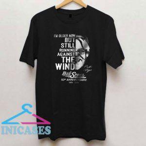 Bob Seger 50th anniversary 1970-2020 T Shirt