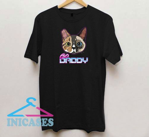 Cat Daddy Graphic T Shirt