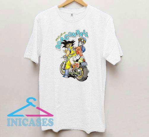 Dragon Ball Funny T Shirt
