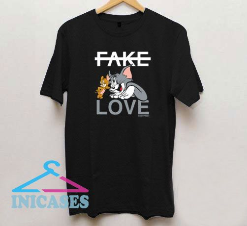Fake Love Tom And Jerry T Shirt