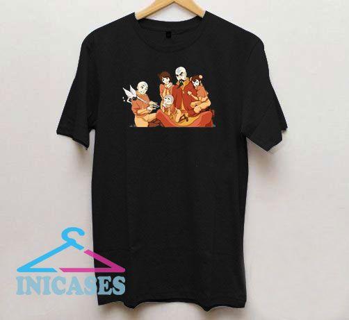 Family Avatar The Last Airbender T Shirt
