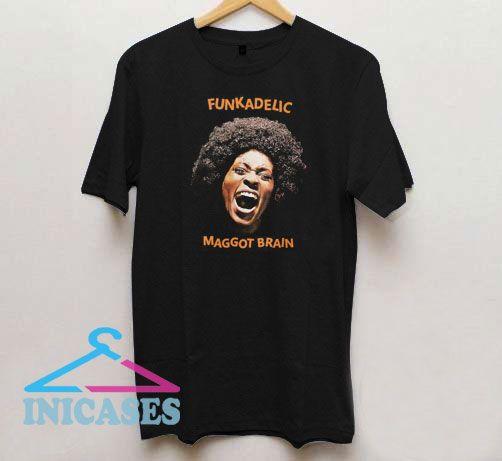 Funkadelic Maggot Brain T Shirt