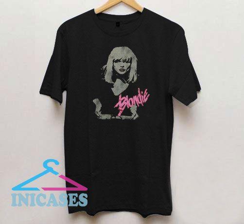Funny Blondie Vintage T Shirt