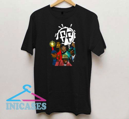 Funny Freestyle Fellowship T Shirt