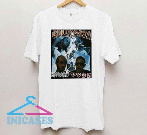 Gully vs Gaza Graphic T Shirt