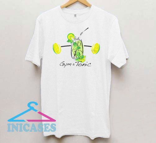 Gym And Tonic Fruit T Shirt