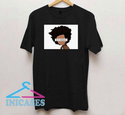 Huey Freeman The Boondocks T Shirt