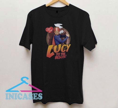 I Love Lucy To the Rescue T Shirt