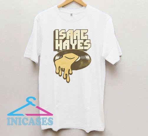 Isaac Hayes Singer Hot Butter T Shirt