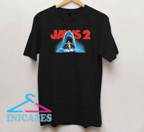 Jaws 2 Graphic T Shirt