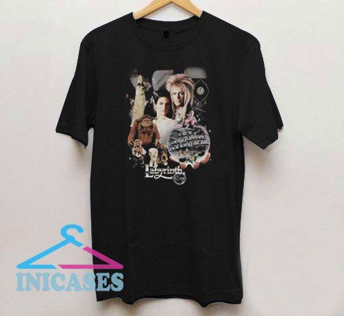 Labyrinth Family Movie T Shirt