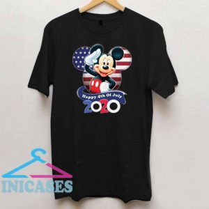 Mickey Mouse Happy 4th Of July 2020 T Shirt
