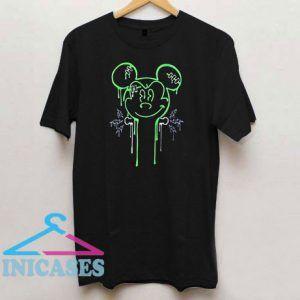 Mickey Mouse Horror Halloween T Shirt