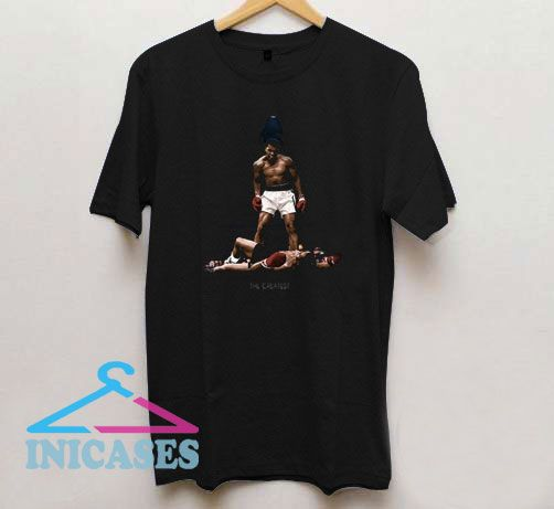 Muhammad Ali The Greatest T Shirt