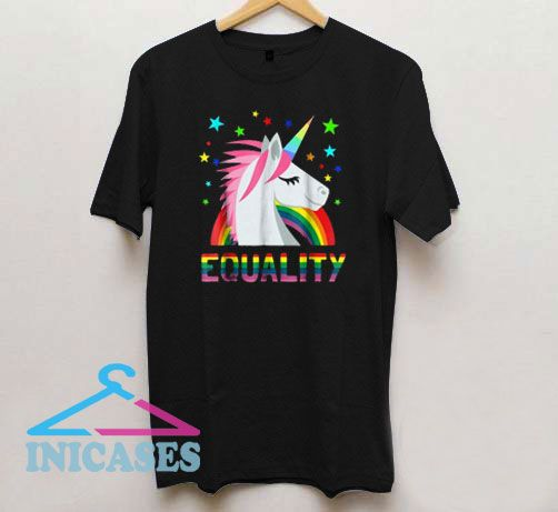 Official Equality Unicorn T Shirt