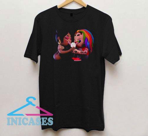 Retro Tekashi Nicki Minaj T Shirt