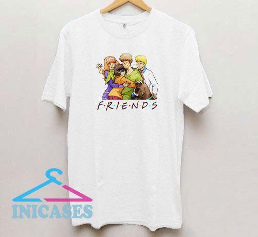 Scooby-Doo Friends T Shirt