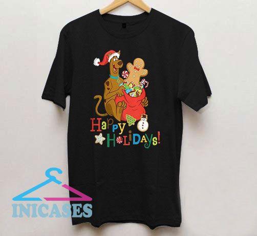 Scooby Doo Happy Holidays! T Shirt