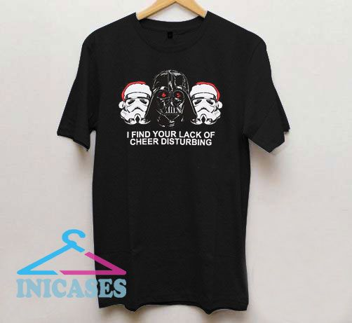 Star Wars Lack of Cheer T Shirt