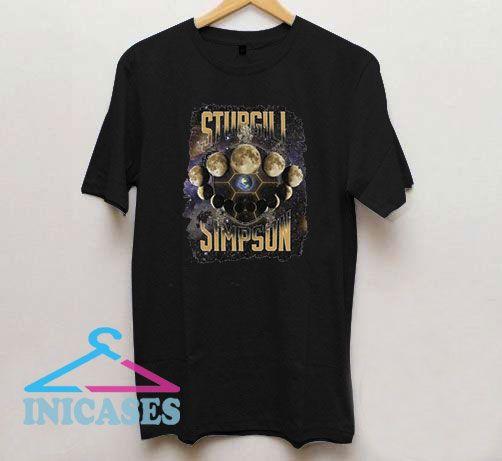 Sturgill Simpson Art T Shirt