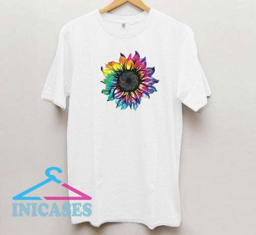 Sunflower Colours T Shirt