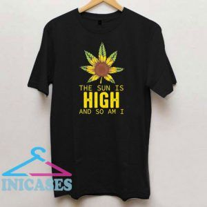 Sunflower The Sun is High T Shirt