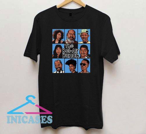 The Bel Air Bunch 90s T Shirt
