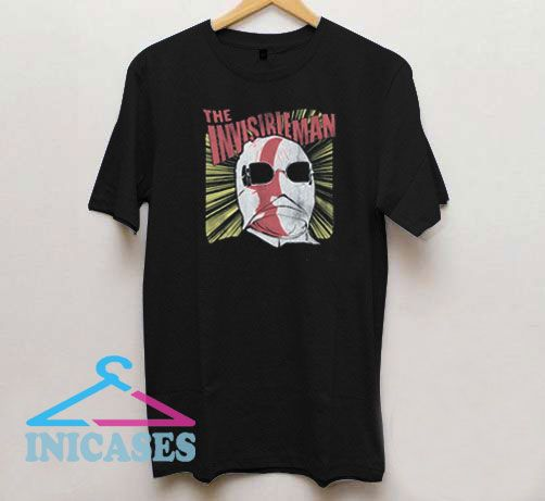 The Invisible Man Tall Movie T Shirt