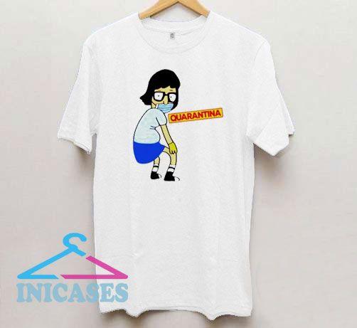 Tina Burger Quarantina T Shirt