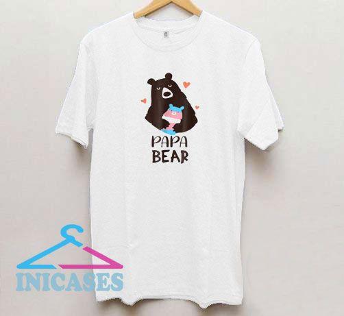 Transgender Papa Bear T Shirt