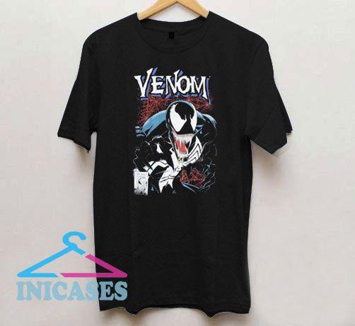 Vintage Marvel Venom Comic T Shirt