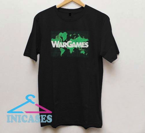 Wargames Game Board Movie T Shirt