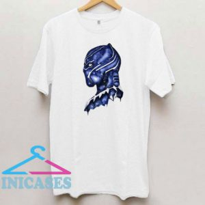 Watercolor Panther T Shirt