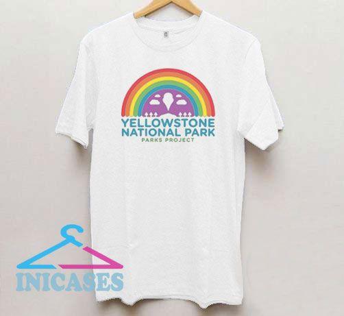 Yellowstone Rainbow T Shirt