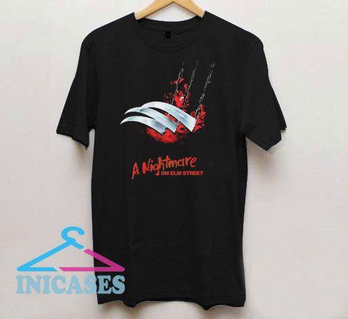 A Night mare On Elm Street T Shirt