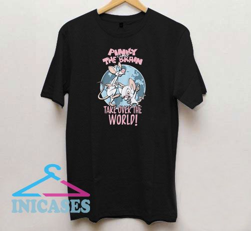 Animaniacs Pinky And The Brain T Shirt