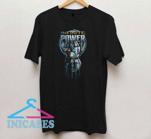 Avengers Infinity War Movie T Shirt