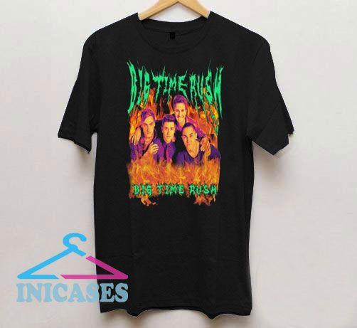 Big Time Rush Boy Band T Shirt