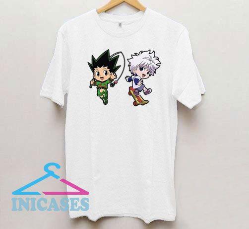 Chibi Gon And Killua Hunter x Hunter T Shirt