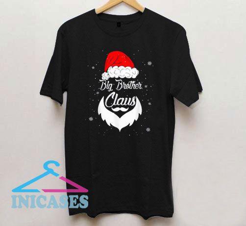 Christmas Big Brother Claus T Shirt
