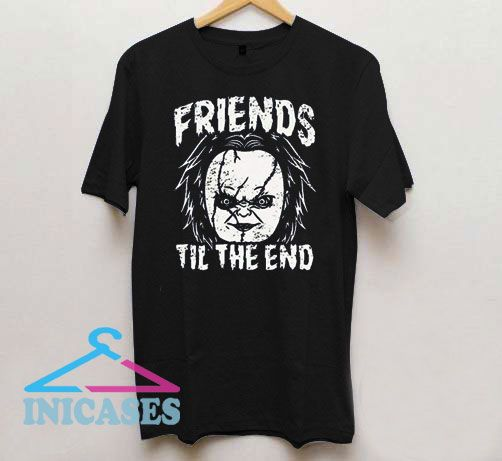 Chucky Is My Friends T Shirt