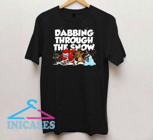 Dabbng Through The Snow T Shirt