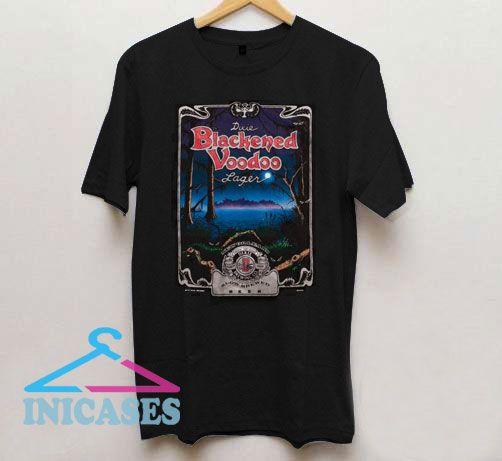 Dixie Blackened Voodoo Lager T Shirt