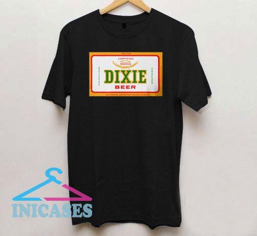 Dixie Brewery celebrates Mardi Gras New Orleans T Shirt
