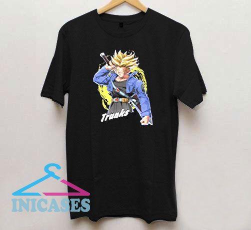 Dragon Ball Fighterz Trunks T Shirt