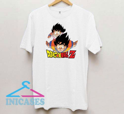 Dragon Ball Z Cartoon T Shirt