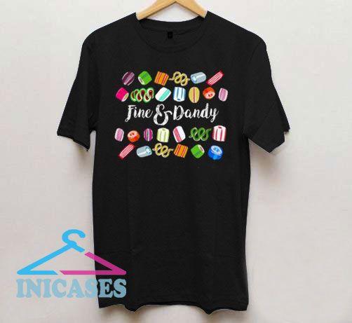 Fine Hard Candy Christmas T Shirt