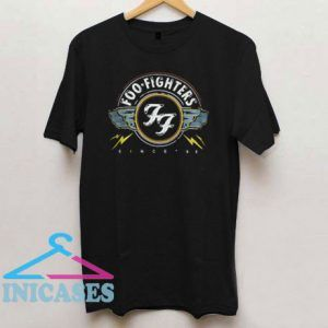 Foo Fighters Since 95 T Shirt