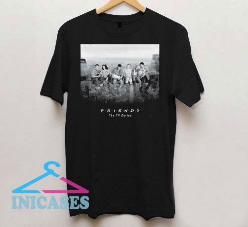 Friends The TV Series Poster T Shirt
